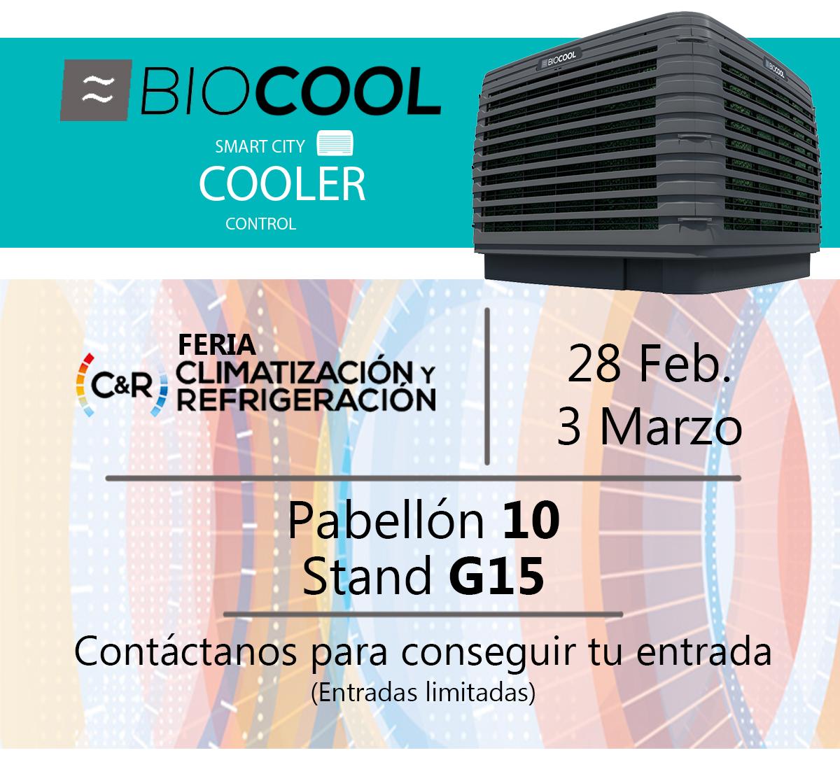 Feria Climatización y Refrigeración