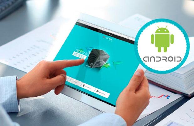 Dimensionado Climatización Evaporativa Android