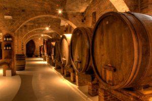 Climatizacion en bodegas de vino