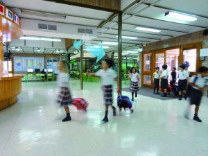 Climatizacion en colegios